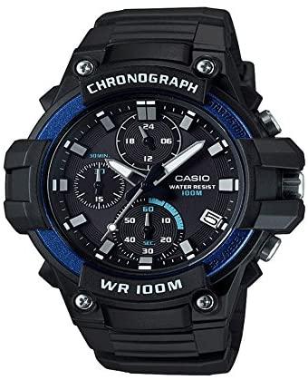 Casio Men's MCW-110H-2AVCF Heavy Duty Analog-Digi...