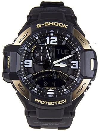 Casio Watch (Model: GA1100-9GCR)