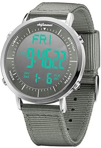 Digital Sports Watches, shifenmei Military Cool W...