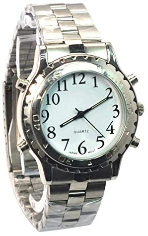 English Talking Watch Talking Watches for The Bli...
