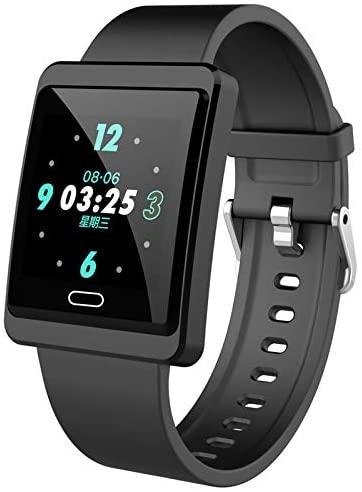 Fitness Tracker, IP68 Waterproof Smart Watch Hear...