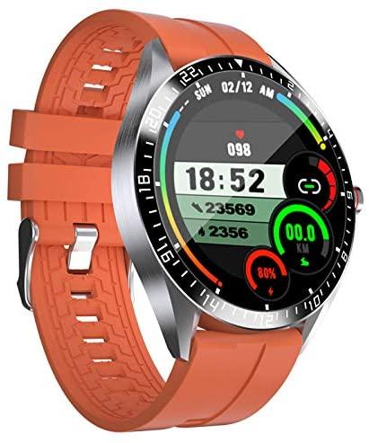 Health Smart Watch Heart Rate Blood Pressure Oxyg...
