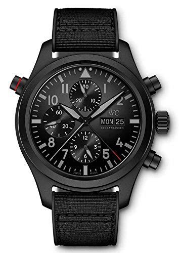IWC Pilot's Watch Double Chronograph Top Gun Cera...