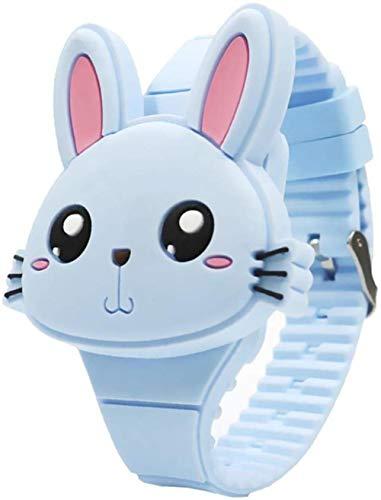 LDKFJH Children's Toy Watch,Silicone Cartoon Wris...