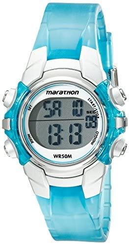 Marathon by Timex Unisex T5K817 Digital Mid-Size ...