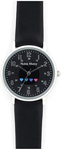 Nuese Mates Have A Heart Watch