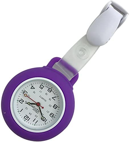 Nurse Watch - Clip-on Silicone (Infection Control...