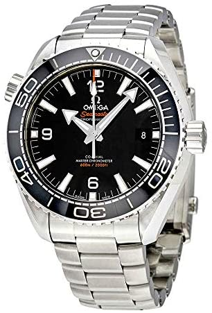 Omega Seamaster Planet Ocean Automatic Mens Watch...