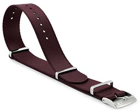 OnceWill 20mm 22mm NATO Strap Style Watch Band wi...