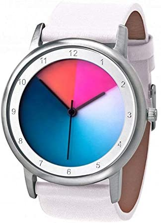 Rainbow Watch Avantgardia Unisex Quartz Watch Cla...