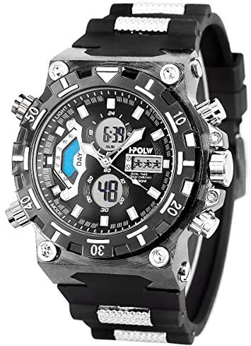 SIBOSUN LED Digital Wrist Watch, Multifunctional ...