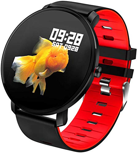 Smart Watch IP68 Full Touch Screen Fitness Tracke...