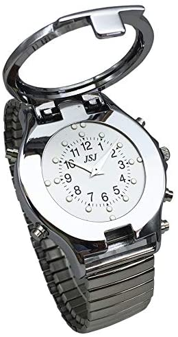 Spanish Talking and Tactile Watch for Blind Peopl...