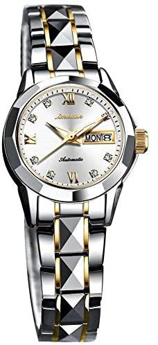 Swiss Brand Men Women Automatic Mechanical Watch ...