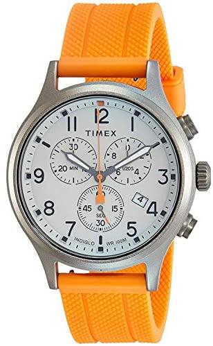 Timex Allied Quartz Movement Grey Dial Men's Watc...