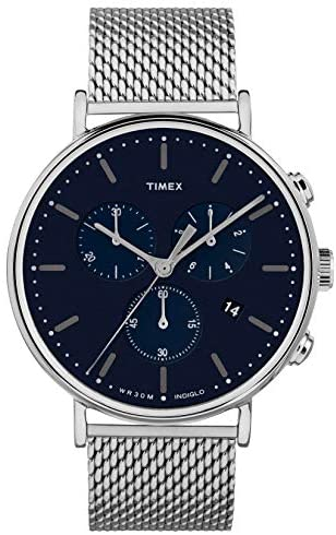 Timex Men's Fairfield Chrono 41mm Watch