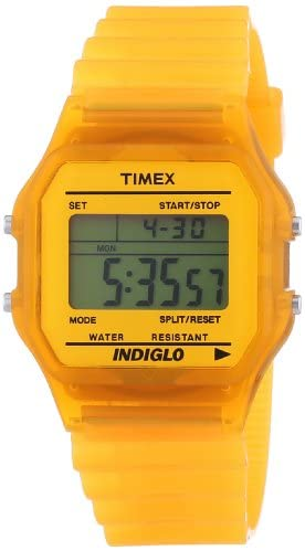 Timex Trend Unisex Digital Watch with LCD Dial Di...