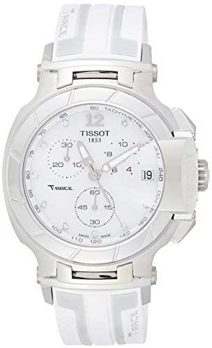 Tissot T0484171711600 T-Racechronograph Rubber La...