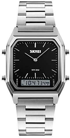 Unisex Wrist Watch, Waterproof Military Analog Di...