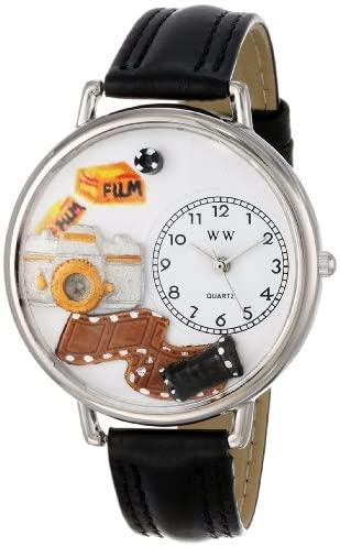 Whimsical Watches Unisex U0610012 Photographer Bl...