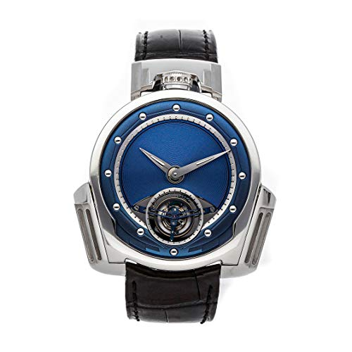 De Bethune Dream Watch Manual Wind Blue Dial Watc...