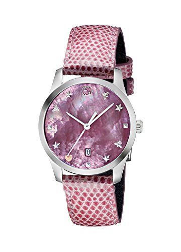 GUCCI G-Timeless Ladies Watch YA126586