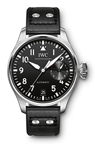 IWC Men's Swiss Automatic Watch with Stainless St...