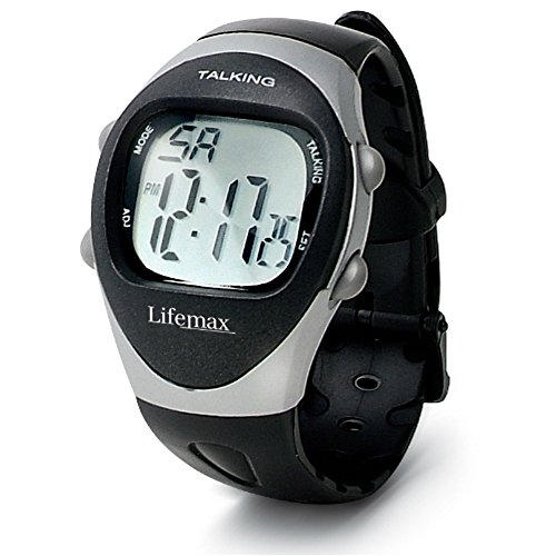 Talking Digital Watch with Big Numbers for Poor E...