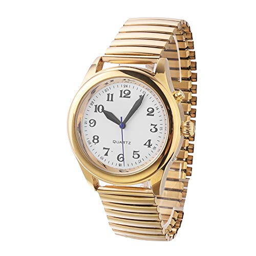 Talking Watches for Seniors Unisex for Visually I...