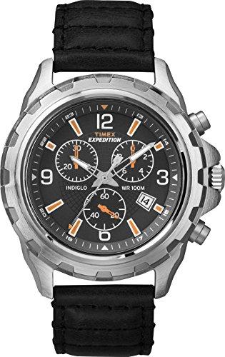 Timex Expedition Rugged Chrono Mens Chronograph I...