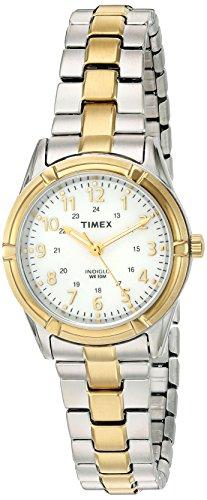 Timex Women's TW2P89000 Easton Avenue Two-Tone St...