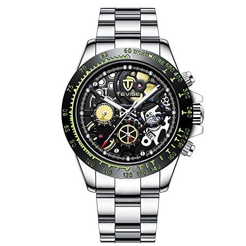 XIANCHUAN Men's Business Mechanical Watch Waterpr...